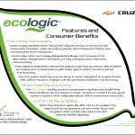 ECOLOGIC Cruze