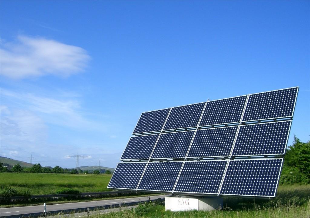 solar_energy - solar panels