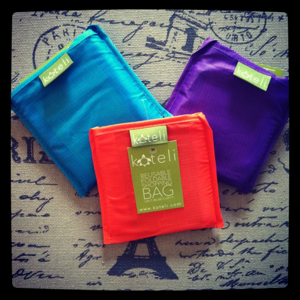 Koteli reusable foldable shopping bag