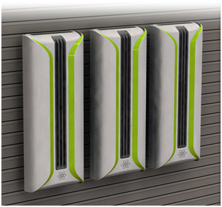 environmentally friendly cooling options