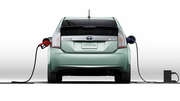 2014 Prius plug-in