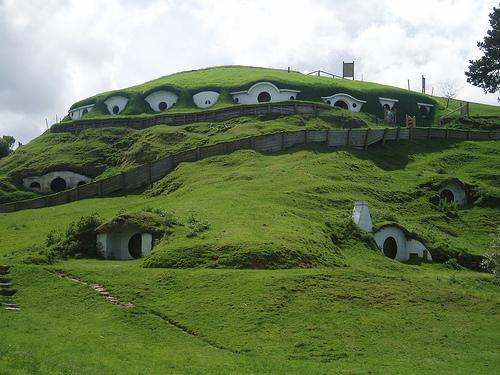 living home: subterranean suburbia