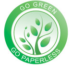paperless - easy ways for industrial companies to go green