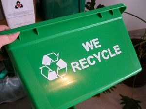 recycle - easy eco fixes