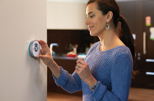 spring cleaning - smart thermostat