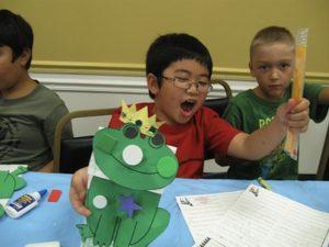 fun activities - crafting