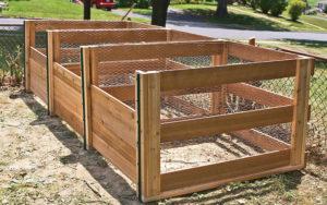 wire-wood-composting bins
