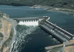energy storage - hydroelectric power