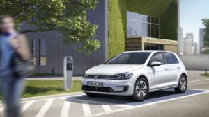 Volkswagen E-Golf - top green cars