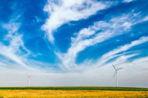wind turbine - renewable electricity