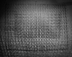 box springs - old mattress