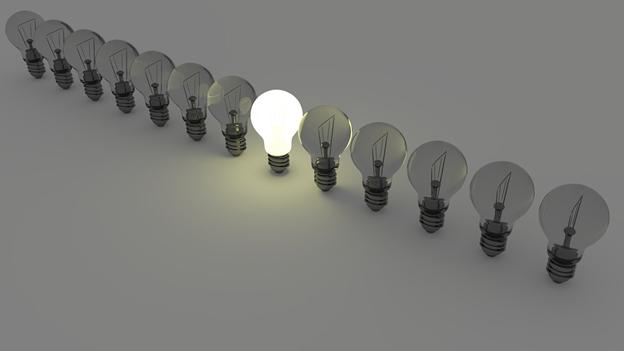 light bulbs - help protect our wonderful earth