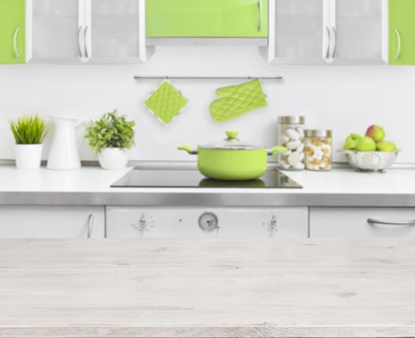 greener kitchen