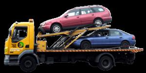 scrap car
