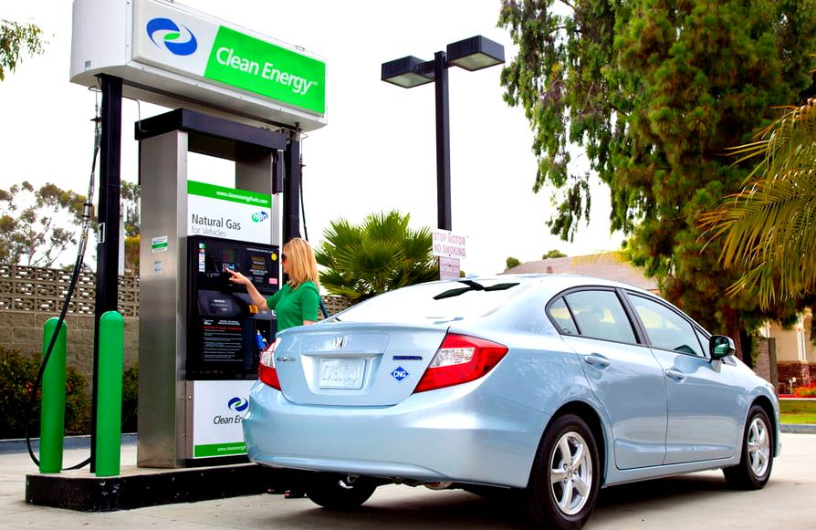 go green with your car
