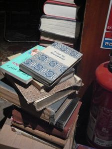 recycle old books