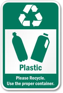 modern renewable energy solution from plastics