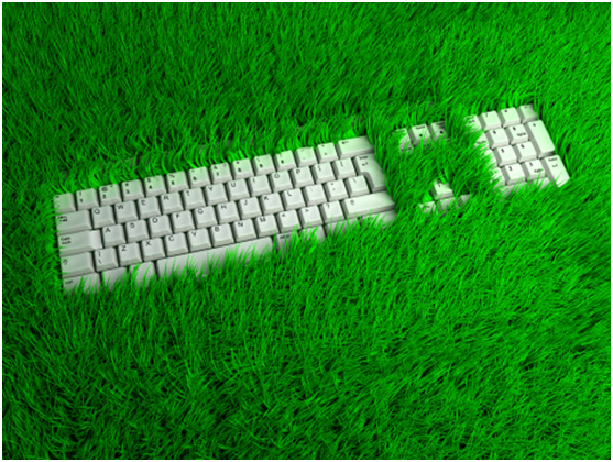 grass_keyboard - reducing gadget dependency