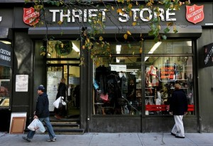 thrift_store - reduce carbon footprint