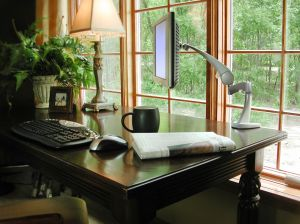 home office environmentally friendly