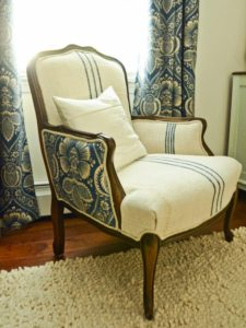 reupholster_chair - old household items
