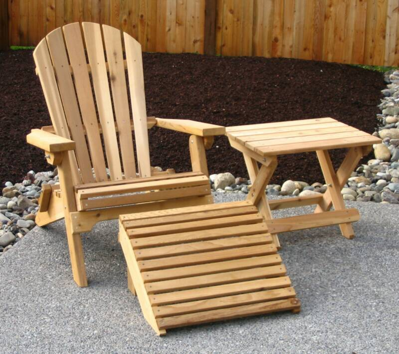 Wood Backyard Furniture ~ Tips for selecting your patio furniture ways gogreen