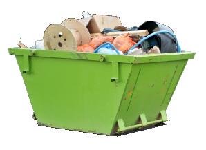 skip bin - rubbish disposal