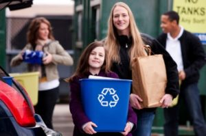 teach children importance of recycling