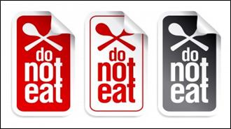 7 foods do not eat