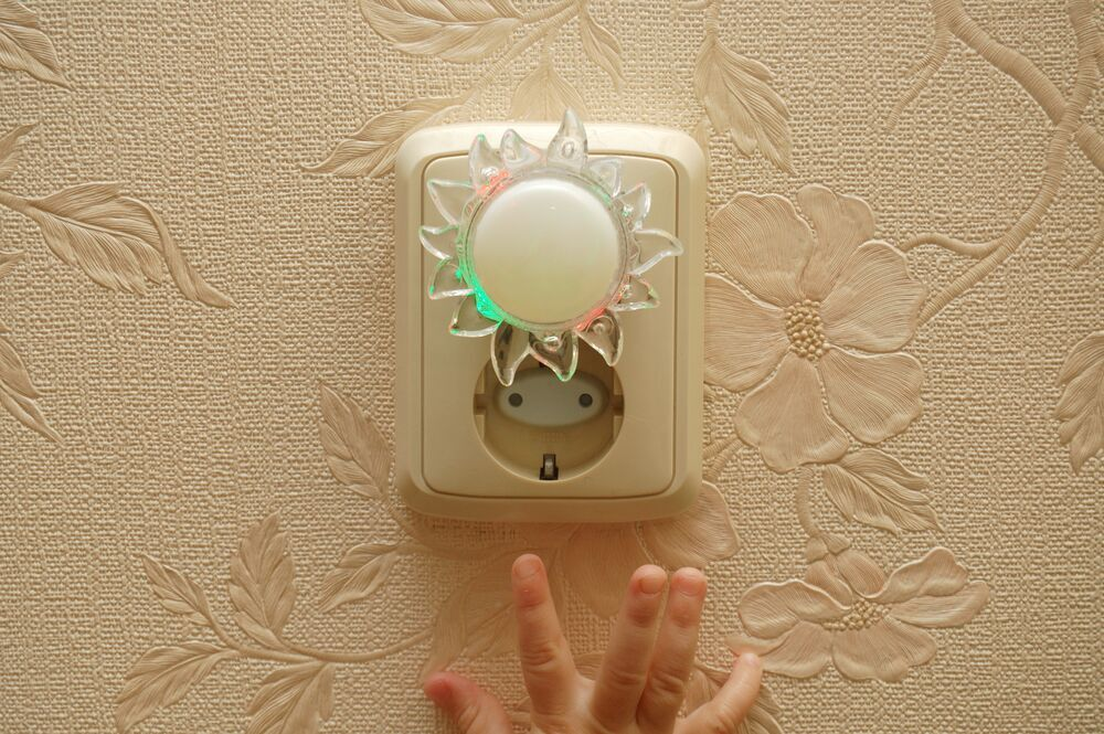 childproof outlet