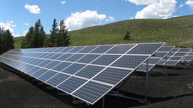 heat your home with solar panels
