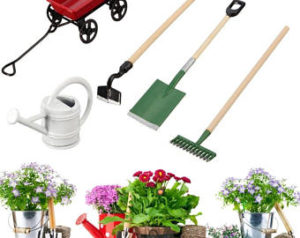 tools used in gardening