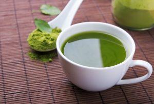 green tea matcha - energy drink