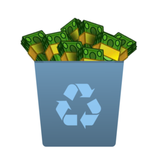 there is money in recycling
