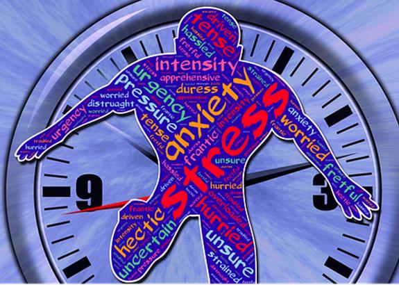 anxiety stress pressure tense
