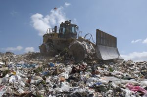 waste management - landfill