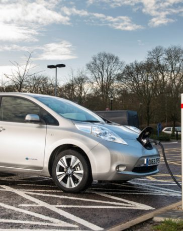 Electric Green Car Recycling