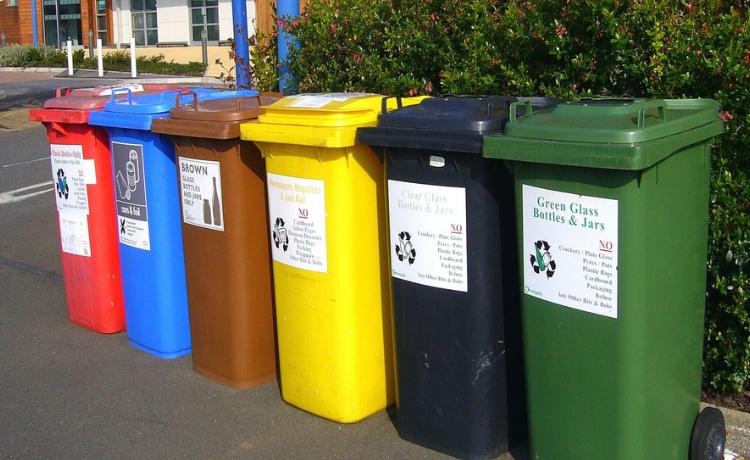 Improper waste removal