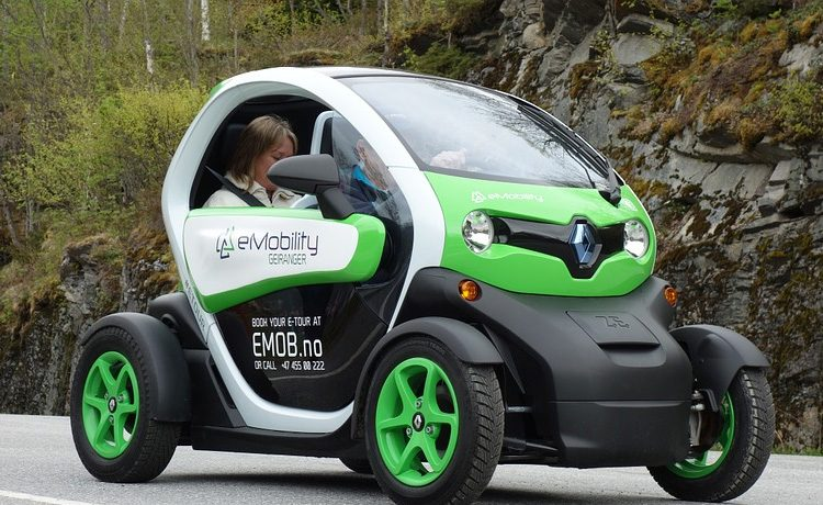 Plug-in Hybrid Car