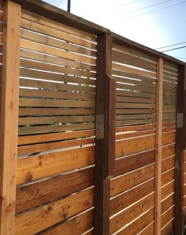 sustainable fencing