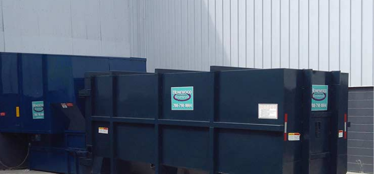 Commercial Trash Compactor