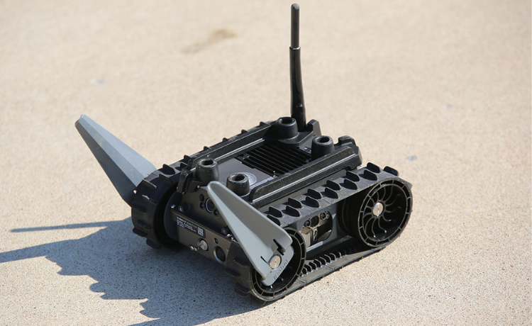 robotic vehicles