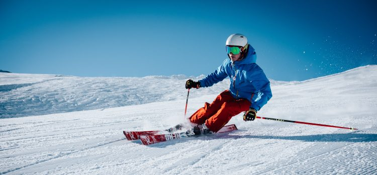 environment-friendly ski resorts