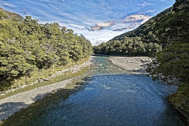 Markora River hinterlands